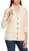 Eddie Bauer Women's 23403823 Plain Shawl Collar Long Sleeve Cardigan