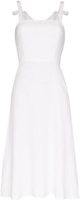HONORINE Sunny midi dress
