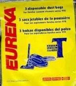 Eureka Bag Type T-3 Pk