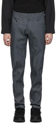 Veilance Grey Cambre Jeans