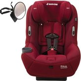 Maxi-Cosi CC156DKPK Pria 85 Convertible Car Seat - New Delhi Red With Mirror by