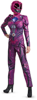 Disguise Power Rangers Pink Ranger Costume Set - Adult