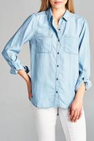Staccato Denim Blue Shirt