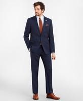 Brooks Brothers Regent Fit Glen Plaid 1818 Suit
