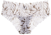 Cosabella Sweet Treats Printed Cheeta Cheeky Hotpants