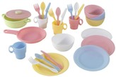 Kid Kraft Pastel Dining Set - 27 pieces