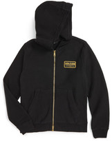 Volcom Shop Zip Hoodie (Big Boys)