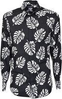 Dolce & Gabbana Palm Leaf Print Shirt