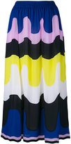 Emilio Pucci pleated skirt - women - Silk - 40
