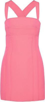 Martin Grant Linen-Blend Halter Dress