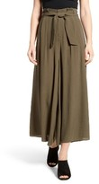 Leith Women's Paperbag Waist Culottes
