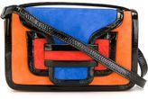 Pierre Hardy 'Alpha' crossbody bag - women - Leather - One Size