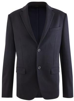 Fendi Ff Blazer With Collar Detail