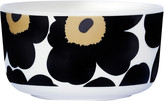 Marimekko Unikko Bowl - White/Black - Small