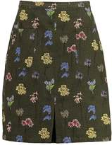 White Stuff BLUEBELL Aline skirt hawthorn green