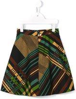 Señorita Lemoniez - 'Belli' skirt - kids - Cotton/Viscose - 6 yrs