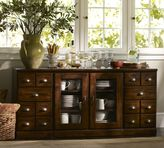 Pottery Barn Printer's Large Buffet