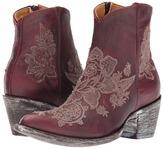 Old Gringo Nicolette Ankle Cowboy Boots