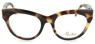 Pomellato 54MM Cat Eye Optical Glasses