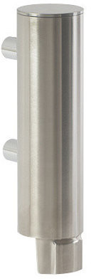 Cool Line Usa Stainless Steel Soap/Lotion Dispenser .25 Liter, Satin