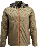 Spyder Ouzo Synthetic Hoody Ski Jacket Guard