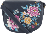 Accessorize Floral Embroidered Cross Body Bag