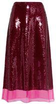 Stella McCartney margot sequin skirt