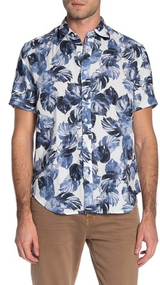 Coastaoro Buffet Short Sleeve Regular Fit Hawaiian Shirt