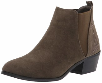 Yoki Women's Catalina-78 Ankle Boot