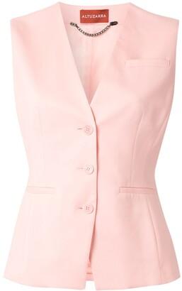 Altuzarra fitted waistcoat