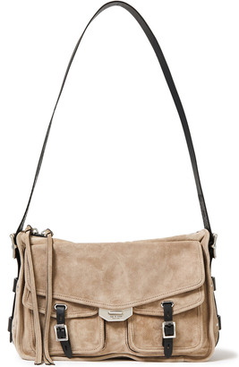 Rag & Bone Field Suede Shoulder Bag