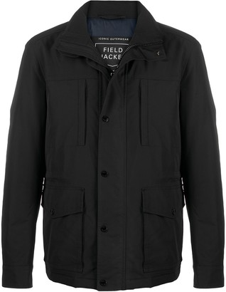 HUGO BOSS High-Neck Field Jacket