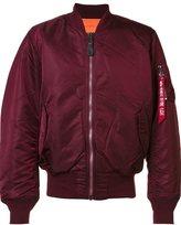 Alpha Industries 'MA-1' flight jacket