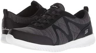 Skechers Wave-Lite - Fleeting (Grey) Women's Shoes
