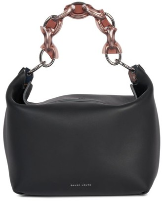 Danse Lente Ela Leather Top Handle Bag