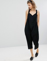 Vale Jumpsuit with Adjustable Strap Tie Detail
