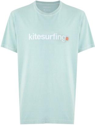 OSKLEN Stone Kitesurfing T-shirt