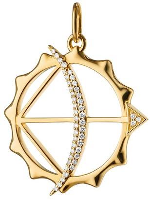 Monica Rich Kosann Apollo Bow & Arrow Charm