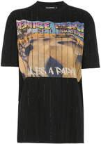 Filles a papa Venice crystal oversized cotton t shirt