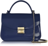 Furla Navy Blue Candy Sugar Mini Crossbody