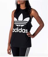 adidas Women's Originals Trefoil Muscle Tank, Black