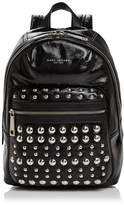 Marc Jacobs Biker Studded Leather Backpack