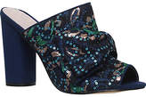 KG by Kurt Geiger Jessie Block Heeled Sandals, Navy