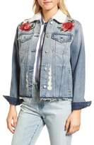 Rails Ramsey Embroidered Denim Jacket