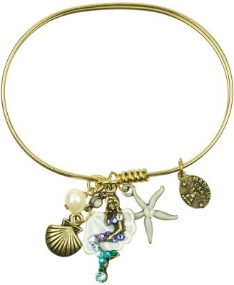 Anne Koplik Mermaid Jumble Bracelet