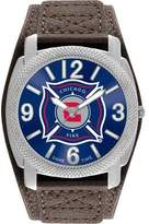 Game Time Men's Defender Series MLS - Chicago Fire Analog Watches