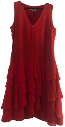 Opening Ceremony Red Polyester Dresses