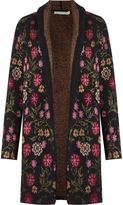 Cecilia Prado open front knitted cardigan
