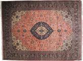One Kings Lane Vintage Persian Silk Qom Carpet, 9'9 x 12'10