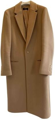 Joseph Beige Cashmere Coat for Women